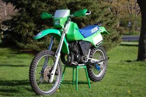 1986 Kawasaki KDX 200 - $2200