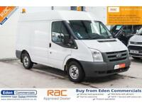 2011 11 FORD TRANSIT 2.2 280 SWB MEDIUM ROOF * EX SKY TV * RACKING SYSTEM INCLUD