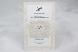 Wedding Invitations | Kijiji in Kitchener / Waterloo. - Buy, Sell ...