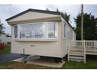 Static Caravan Steeple, Southminster Essex 2 Bedrooms 6 Berth Willerby Rio Gold