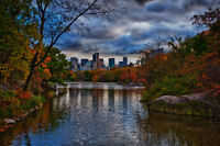 Fall Weekend in New York City bus tour from Maritimes