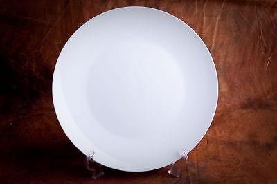 Fine Bone China, Speiseteller 26,5 cm, NEU, Porzellan, Weiß