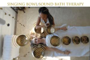 Sound Massage -  Yogic Sound Healing Therapy, Yogic Breadthwork