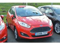 2016 FORD FIESTA 1.0 EcoBoost Zetec 5dr Powershift