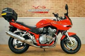 2001 X SUZUKI GSF 600 SY BANDIT - FREE DELIVERY AVAILABLE