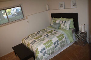 Large 1 bedroom suite - all utilities included