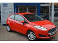 2016 FORD FIESTA 1.25 82 Style 3dr