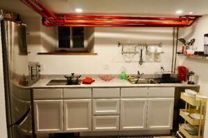 FULLY FURNISHED near downtown Halifax/Dalhousie. Available now.
