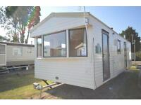 Static Caravan Steeple, Southminster Essex 2 Bedrooms 6 Berth ABI Sunrise 2009
