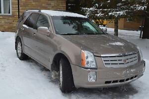 2006 Cadillac SRX VUS