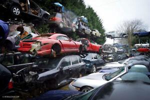 Scrap Automotive/Metals & used Oil