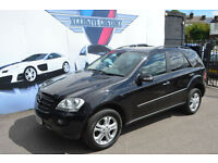 2008 Mercedes-Benz ML350 3.5 7 G-Tronic ML350+1 OWNER FROM NEW+FULL MB HISTORY+