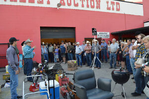 Valley Auction small animal sale