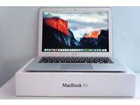 "Apple MacBook Air 13"" As new, Boxed"