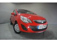 2013 VAUXHALL CORSA S ECOFLEX LOW RUNNING COSTS HATCHBACK PETROL