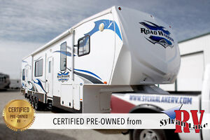 2011 Heartland Road Warrior Toy Hauler – Champion of the Road!
