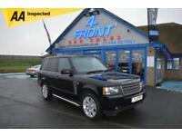 2010 LAND ROVER RANGE ROVER 3.6 TDV8 VOGUE SE AUTOMATIC DIESEL 5 DOORS 4X4 4X4 D