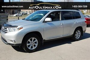 Toyota Highlander 7 PASSENGER AWD GROUPE ELECTRIC MAG WHEELS 201
