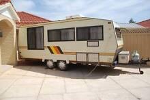 Ideal Coromal Caravan in excellent condion for travelling couple Bibra Lake Cockburn Area Preview