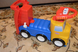 Fisher Price  Truck Ride On