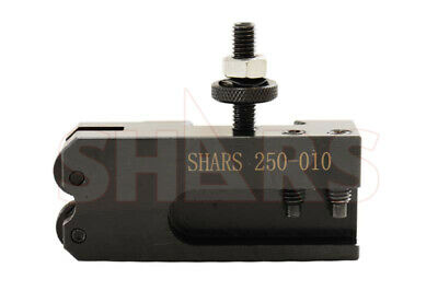 Shars Oxa 10 Knurling Turning Facing Holder Cnc Lathe Tool Post 0xa 250-010