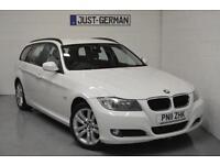 "2011 ""11"" BMW E91 3 SERIES 318d 2.0 TOURING, Turbo Diesel **ALPINE WHITE** 320d"