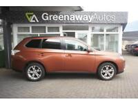 2013 MITSUBISHI OUTLANDER DI-D GX 5 FULLY LOADED ESTATE DIESEL