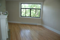 Newly renovated  5½ Apartment in  Westmount 4278 Sherbroke