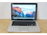 APPLE MACBOOK PRO (2012) - very good condition -core i5-2.5GHz/4GB/500GB
