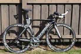 2010 Orbea Ordu Time Trial/Triathlon bike