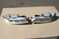 JDM ACURA INTEGRA TYPE-R CHROME HOUSING HEADLIGHTS (94-01)