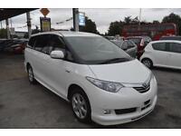 Toyota estima previa 2.4 hybird auto 5 door 7 seater mpv