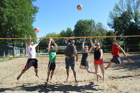 Mid-SPRummer Adult Co-Ed Leagues & Classes!