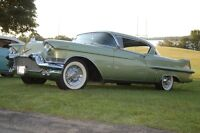 Beautiful 1957 Cadillac Coup DeVille