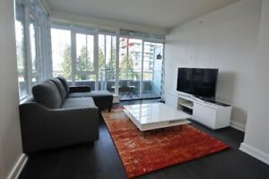 Furnished One Bedroom + Den, Downtown Vancouver, $2450 / month