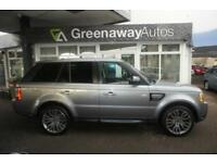 2012 LAND ROVER RANGE ROVER SPORT SDV6 HSE STUNNING CAR BIG WHEELS ESTATE DIESE