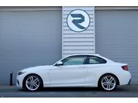 2015 15 BMW 2 SERIES 2.0 218D M SPORT 2D 141 BHP DIESEL