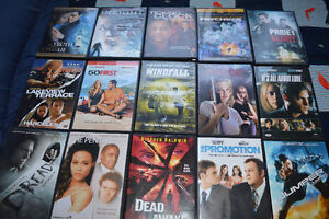 50 great suspense and comedy DVDs