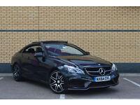 Mercedes-Benz E250 2.1CDI ( 204bhp ) 7G-Tronic Plus 2015MY AMG Line