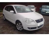 2008 Volkswagen Polo 1.2 ( 60PS ) Match+37k+1 owner+F.S.H