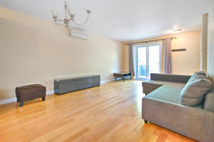 Facing - Angrignon 4 - 1/2, Super location - with furnitures,