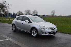 Vauxhall Astra 1.3 CDTi ecoFLEX 16v SE 5dr