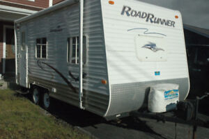 19 foot Travel Trailer