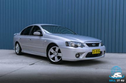 2005 XR6 Turbo Port Macquarie Port Macquarie City Preview