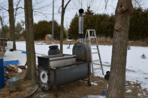 Maple Syrup Evaporator - Sold pending pickup...