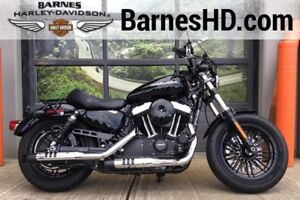 2017 Harley-Davidson XL1200X - Forty-Eight