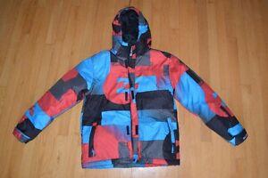 Manteau hiver enfant