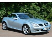 2004 MERCEDES BENZ SLK SLK 350 2dr Tip Auto VERY LOW MILEAGE
