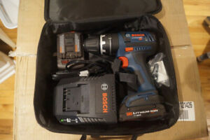 Kit Bosch Perceuse percussion Hammer drill --NEUF--