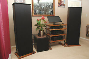 Mirage M1 speakers
